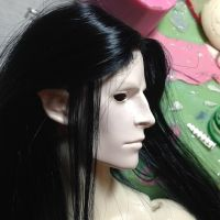 Elf head junk cast by batchix