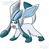 Glaceon by Axial97