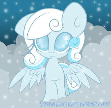 Winters soft embrace by StarlightLore