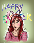 Happy Easter!!! by Shawneigh