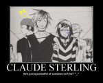 Claude Sterling by GaarazPanda669