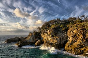 Stradbroke_Point lookout by gorkath