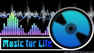 Music for Life (Wallpaper) by JRDN762