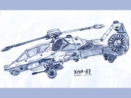 XHA-83 by TheXHS