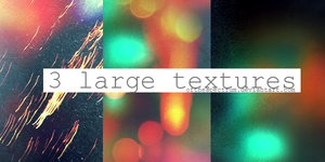 3 Large Textures by ofthespectrum