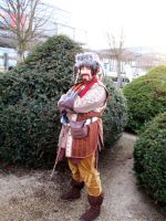 Bofur, the dwarf - At your service by Yonka-Two