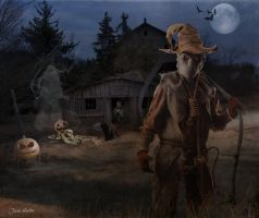 The Scarecrow by jhutter