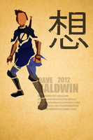 Sokka - Imagination by DaveBaldwin3D