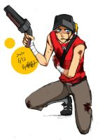TF2_The Scout_2 by aulauly7
