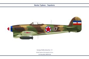 Fantasy 117 Typhoon Yugoslavia by WS-Clave