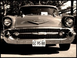 '57 Chevy by ClintonKun