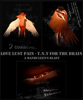 LLP: Love-Lust-Pain - T.N.T for the brain... by Manduleen