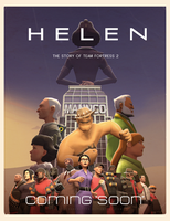 Helen: A Team Fortress 2 Movie by CelestialDarkMatter