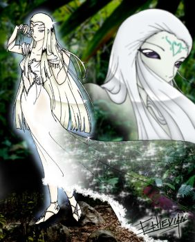 Forest's Veela. by Ethevian