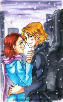 Digimon: She Picked Me by YoukaiYume