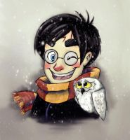 You're A Wizard Harry by Arekusan-Meka