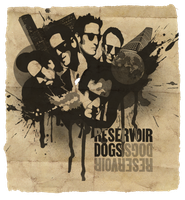 The Reservoir Dogs by Dudalizer