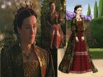 Queen Katherine- The Tudors by Nurycat