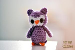 Owl by MissBajoCollection