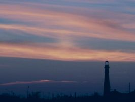 The Forgotten Lighthouse by Mooniecat