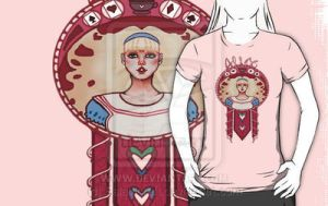 ALICE Shirt (Redbubble) by Ealaincraft