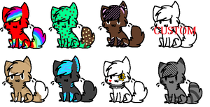 cheap[ish] adopts -3 OPEN- by PointAdoptiez