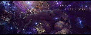 Braum The Frelijord by solidcell