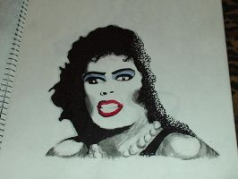 tim curry by awholelottanothin