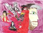 Steve Blum Tribute by ShaD-23