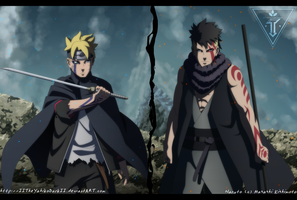 Boruto Next Generation The End Of Shinobis by IITheYahikoDarkII