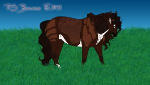 PS Brownie E393 by saphiraly