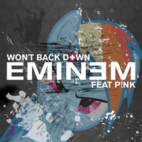 Eminem / P!nk - Won't Back Down (Rainbow Dash) by AdrianImpalaMata