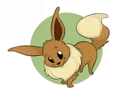 eevee by saeleagrace