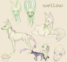 Young Wellow Scrap by Lunewen