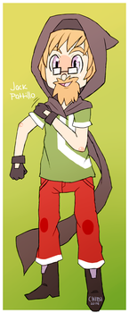 [AH] Jack Pattillo by Chibi-Castform