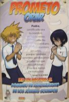 Sora and Kairi Pray in Spanish by April-Moon