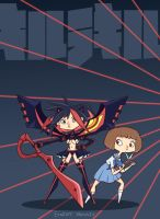 Kill La Kill by lost-angel-less