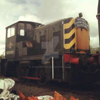 Class 02 Close Up (RAILFEST 2012) by AferVentus