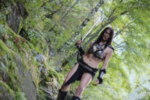 Skyrim by Mikela-Frost