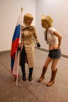 Don't you laugh at me Russia by Namine-YaoiLover