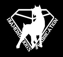 Diamond Dogs Fabrication Stencil Concept by Shubaou