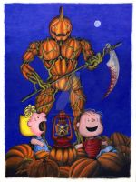 The Great Pumpkin by dwilliams-66