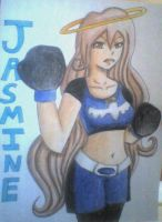 OC request: Jasmine Light (pic 2/2) by DaisyLovin