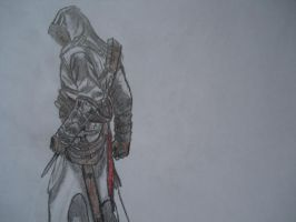Altair Assassins creed by Guusdelange