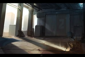 garage by Callesw