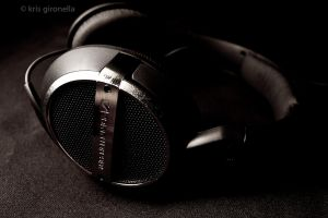 Sennheiser HD 448 by Lordgyron