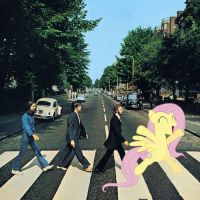 Fluttershy is Best John Lennon by PinkiePizzles