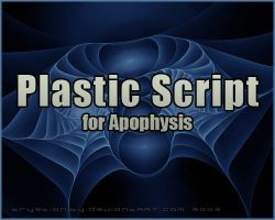 Plastic Script for Apophysis by fractalists