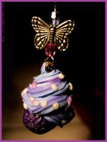 Butterfly cup by magur