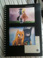 ~.:Feel Free to Ignore:.~.:Artbook for 2014:. by Valkyrie01325